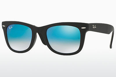 نظارة شمسية Ray-Ban FOLDING WAYFARER (RB4105 60694O) - أسود