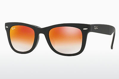 نظارة شمسية Ray-Ban FOLDING WAYFARER (RB4105 60694W) - أسود