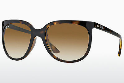 نظارة شمسية Ray-Ban CATS 1000 (RB4126 710/51) - بني, هافانا