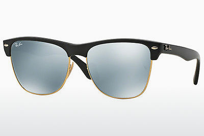 نظارة شمسية Ray-Ban CLUBMASTER OVERSIZED (RB4175 877/30) - أسود