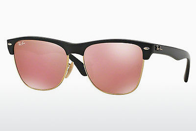نظارة شمسية Ray-Ban CLUBMASTER OVERSIZED (RB4175 877/Z2) - أسود