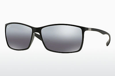 نظارة شمسية Ray-Ban LITEFORCE (RB4179 601S82) - أسود