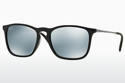 نظارة شمسية Ray-Ban CHRIS (RB4187 601/30) - أسود