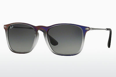 نظارة شمسية Ray-Ban CHRIS (RB4187 622311) - أرجواني, Violet