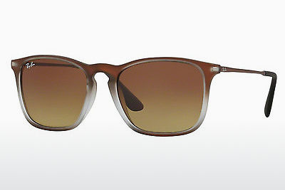 نظارة شمسية Ray-Ban CHRIS (RB4187 622413) - بني