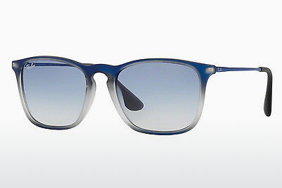 نظارة شمسية Ray-Ban CHRIS (RB4187 622519) - أزرق, أسود