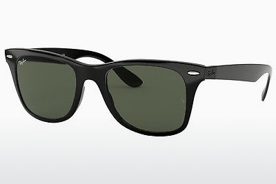 نظارة شمسية Ray-Ban WAYFARER LITEFORCE (RB4195 601/71) - أسود