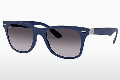 نظارة شمسية Ray-Ban WAYFARER LITEFORCE (RB4195 60158G) - أزرق