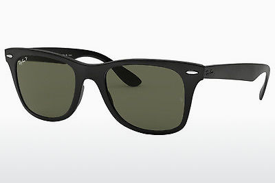 نظارة شمسية Ray-Ban WAYFARER LITEFORCE (RB4195 601S9A) - أسود