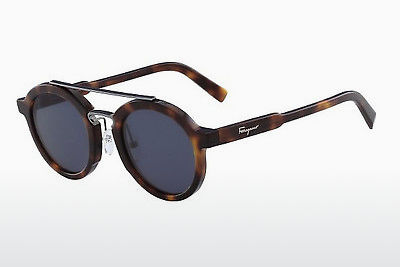 نظارة شمسية Salvatore Ferragamo SF845S 214 - سلحفاة