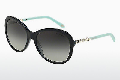 نظارة شمسية Tiffany TF4104HB 81913C - أبيض, Pearl