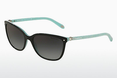 نظارة شمسية Tiffany TF4105HB 80553C - أسود