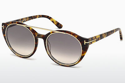 نظارة شمسية Tom Ford Joan (FT0383 56B) - هافانا