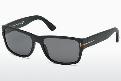 نظارة شمسية Tom Ford Mason (FT0445 02D) - أسود, Matt