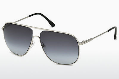 نظارة شمسية Tom Ford Dominic (FT0451 16W) - فضي, Shiny, Grey