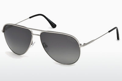 نظارة شمسية Tom Ford FT0466 17D - رمادي, Matt, Palladium