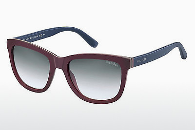نظارة شمسية Tommy Hilfiger TH 1285/S FTN/9C - أرجواني, أزرق