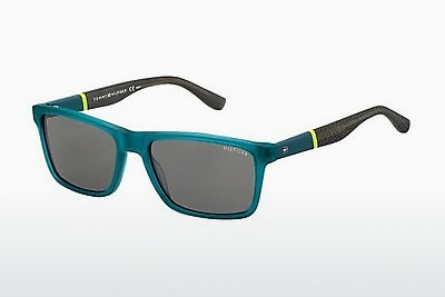 نظارة شمسية Tommy Hilfiger TH 1405/S T94/Y1 - أخضر, Teal