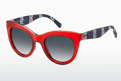 نظارة شمسية Tommy Hilfiger TH 1480/O/S C9A/9O - أحمر