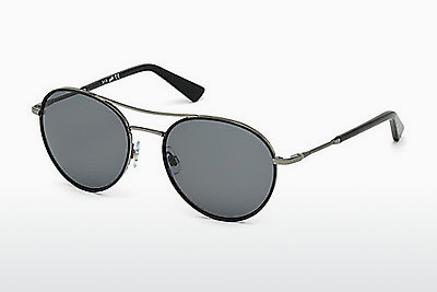 نظارة شمسية Web Eyewear WE0162 08W - رمادي, Shiny