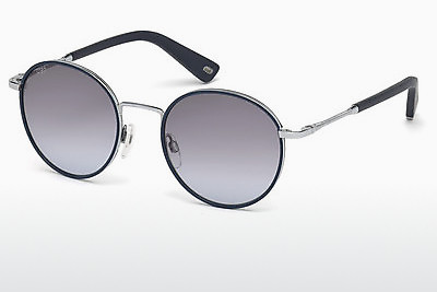 نظارة شمسية Web Eyewear WE0167 16W - فضي, Shiny, Grey