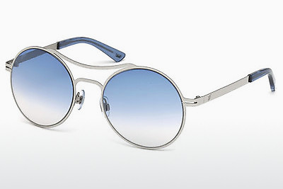 نظارة شمسية Web Eyewear WE0171 16W - فضي, Shiny, Grey