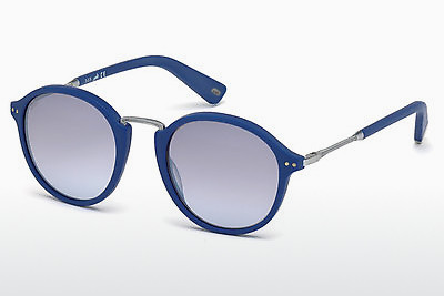 نظارة شمسية Web Eyewear WE0178 85X - أزرق, Azure, Matt