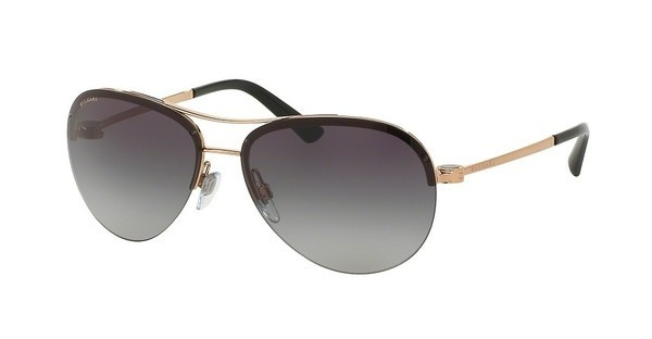 Bvlgari BV6081 376/8G GREY GRADIENTPINK GOLD