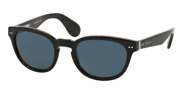 Ralph Lauren RL8130P 5260R5 GREYTOP BLACK ON JERRY TORTOISE