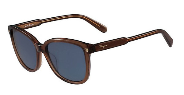 Salvatore Ferragamo SF815S 210 BROWN
