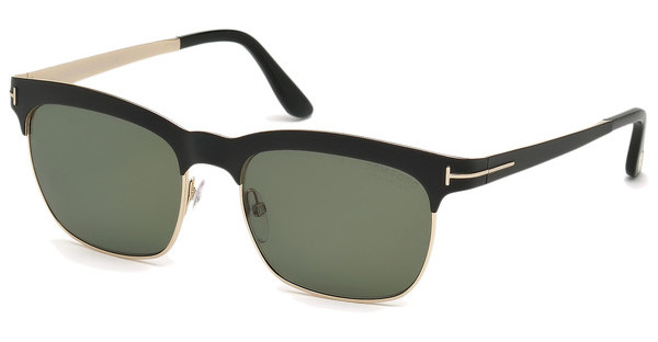 Tom Ford FT0437 05R grün polarieisrendschwarz
