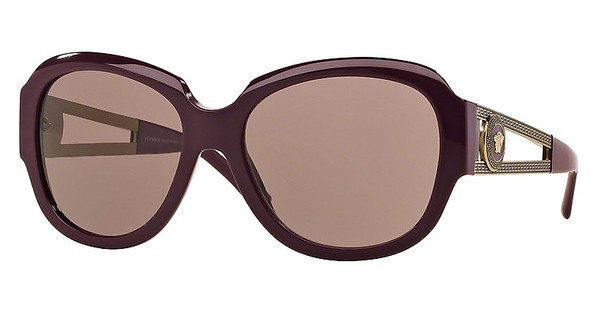 Versace VE4304 50667N PURPLE BROWNEGGPLANT