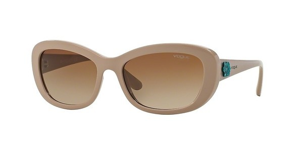 Vogue VO2972S 232013 BROWN GRADIENTBEIGE