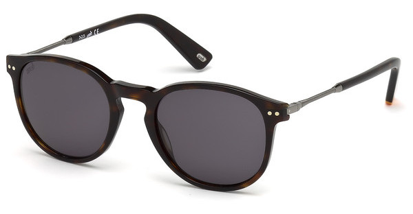 Web Eyewear   WE0177 52A grauhavanna dunkel