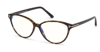 Tom Ford FT5545-B 052 havanna dunkel